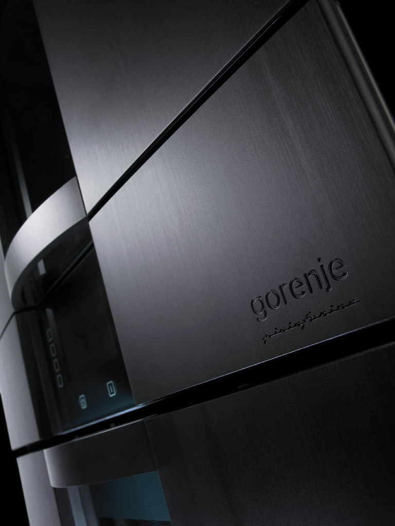 gorenje pininfarina black logo the gorenje pininfarina. Black Bedroom Furniture Sets. Home Design Ideas