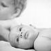 Izaak, newborn