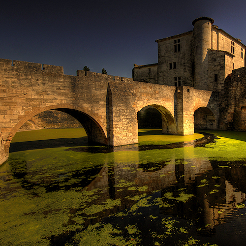 Aigues-Mortes France  city pictures gallery : Castle@Aigues Mortes France | Flickr Photo Sharing!