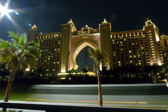 Dubai atlantis second most expensive hotel in dubai for Most expensive suite in dubai