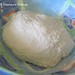Yeast Rolls: Dough Ready for 1st Rise