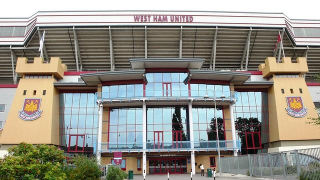 West Ham United Stadium, Upton Park