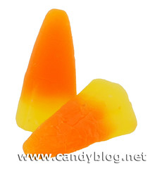 Phantom Pineapple Orange Gummi Candy Corn | by cybele-