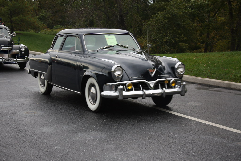 1952 Studebaker Commander 2 Door Richard Spiegelman Flickr