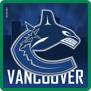 Go Sign Icon Vancouver Canucks Orca...