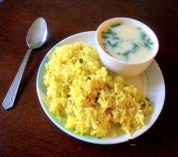 Khichdi Kadhi (Rita's Recipes) | taleindia | Flickr