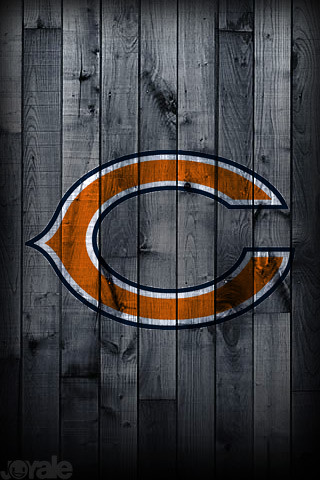 chicago bears i phone wallpaper a unique nfl pro team