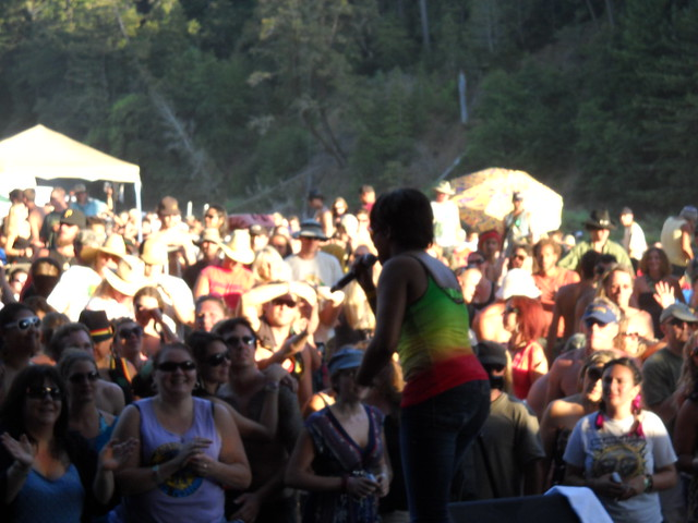 Reggae on the river 2009