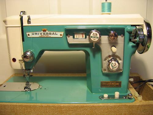 universal sewing machine manual free