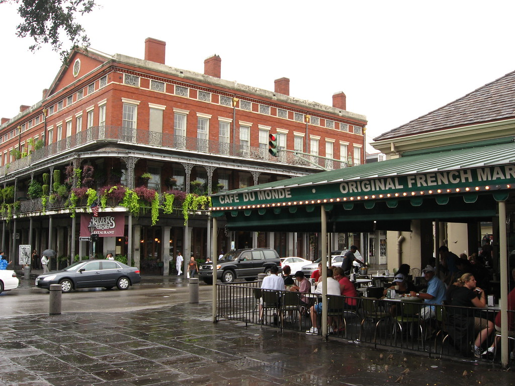 Cafe Du Monde Menu And Prices