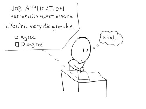 how to pass job application questionnaires