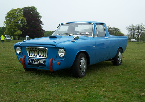1965 Ford Zephyr Mk3 Pickup Rover V8 Flickr Photo