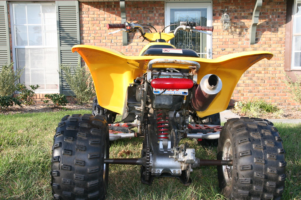 Honda 400 Ex >> 2003 400ex | 2003 Honda 400ex - Jet Kit, HMC Pipe, Nerf Bars… | Flickr