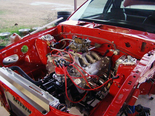 Best Engine Swap For Muscle Car