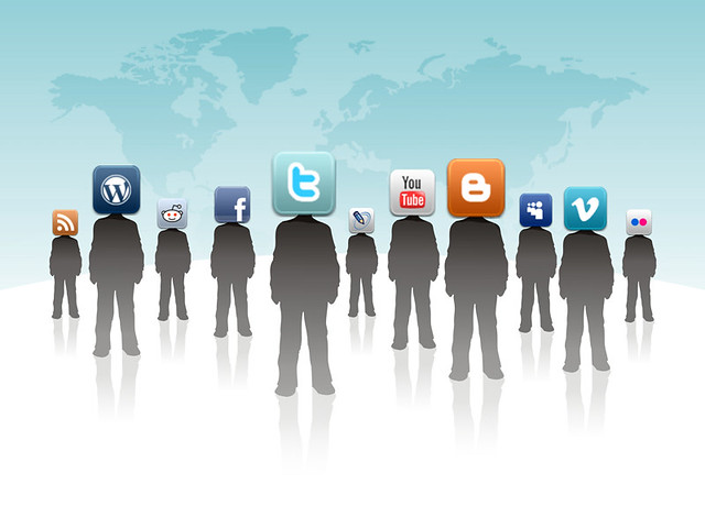 social media strategy for a business startup