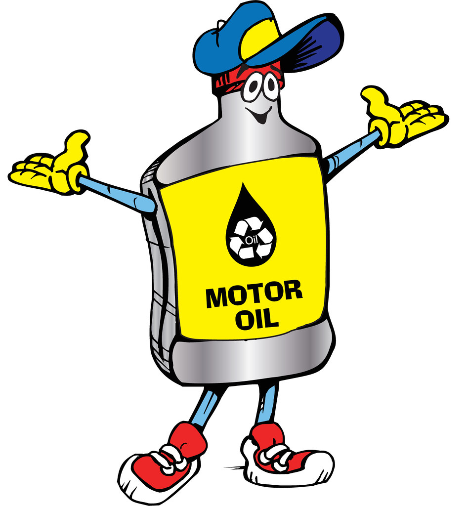 Motor Oil Guy The Recycle Guys Were Created By Sc Dhec