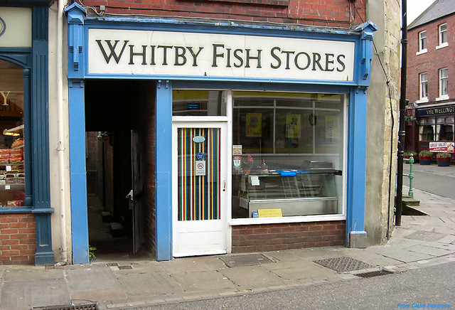 Whitby fish stores dating back to the interwar years for Fish and aquarium stores