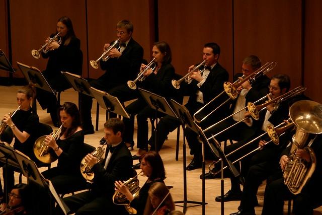 Orchestra brass section | pickstaiger | Flickr