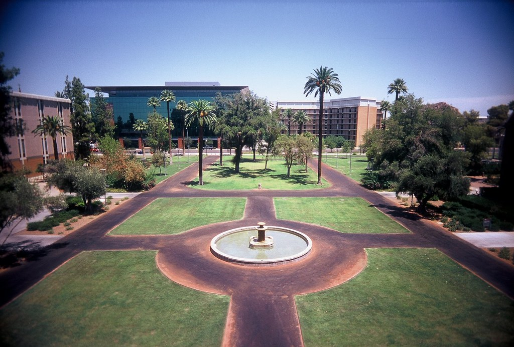 Arizona State University Campus Virtual Tour