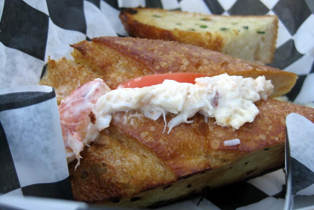 San Francisco: AT&T Park - Crazy Crab sandwich | Crazy ...