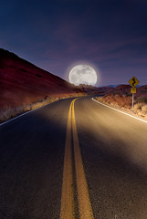 Moon Road | by Digit_AL