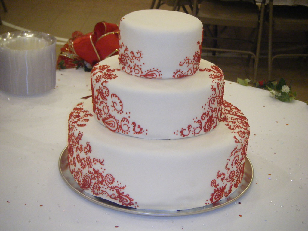 Cake For Mehndi Ceremony : Henna wedding cake