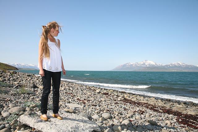 Bergdís og Hafið
