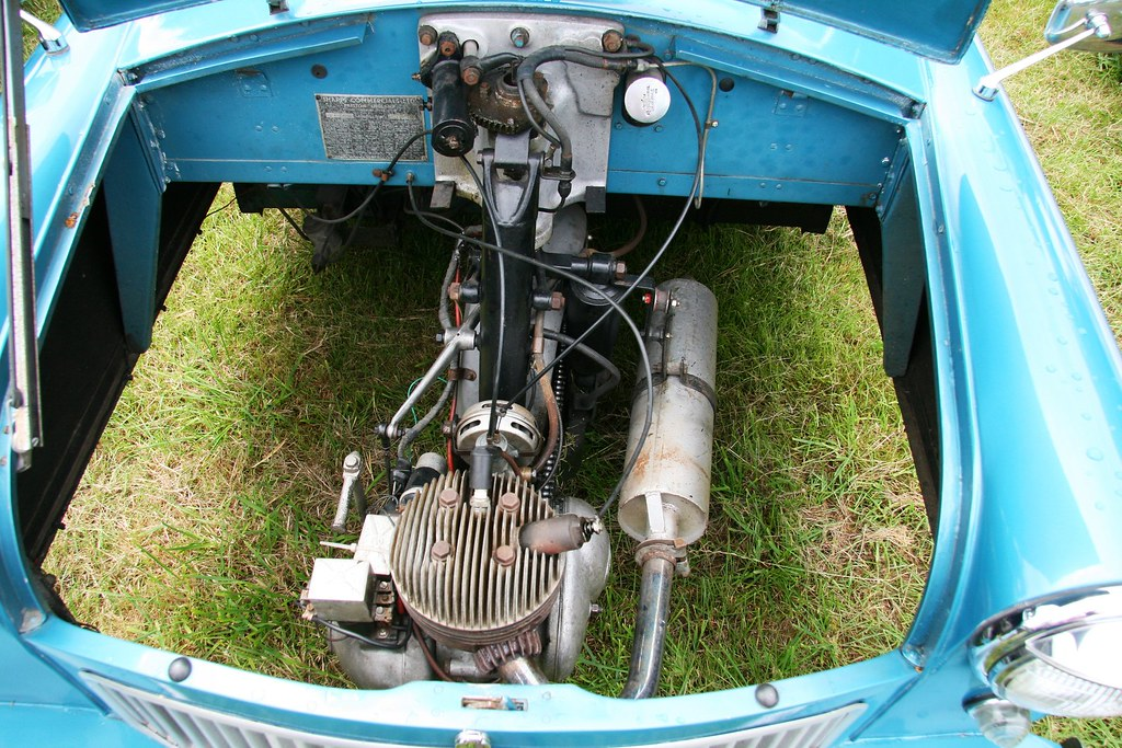 All Sizes Jmg 676b 1964 Bond Minicar Mk G 250 Cc Single Cylinder