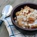 Flax Apple Pudding