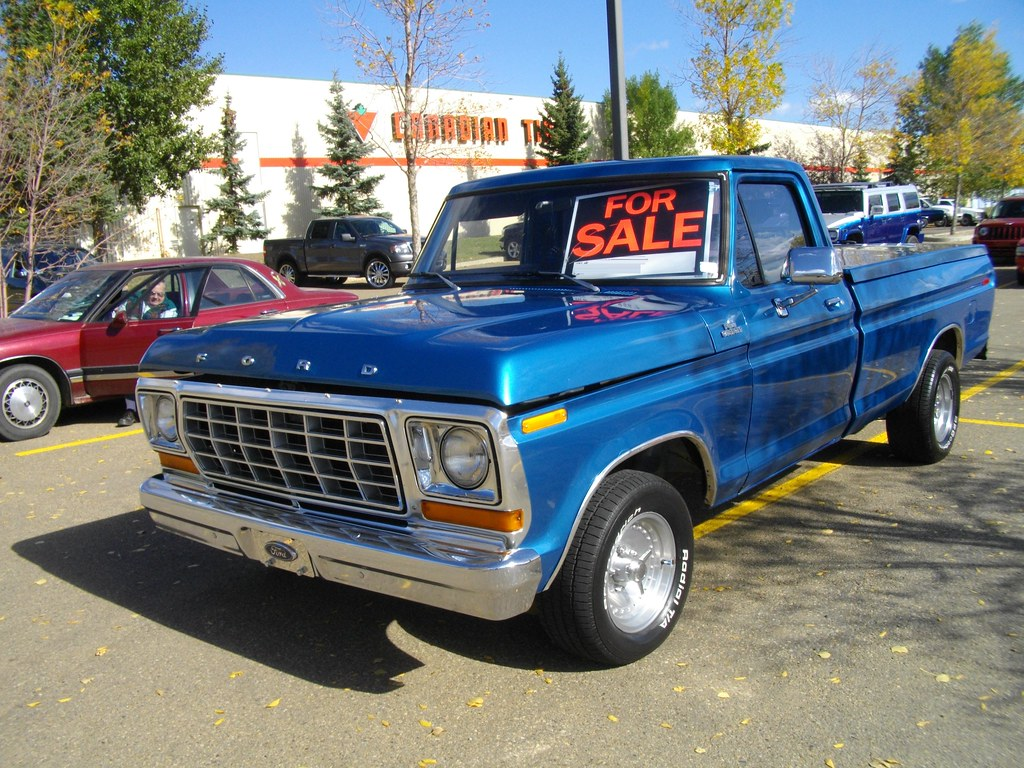1978 Ford F100 Custom Blondy Flickr