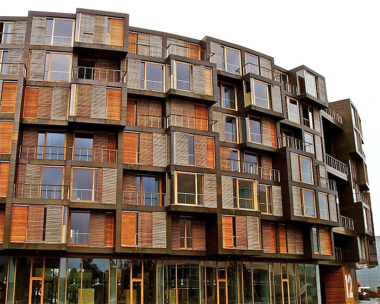Tietgen dormitory it university of copenhagen denmark for Best architectural designs in the world