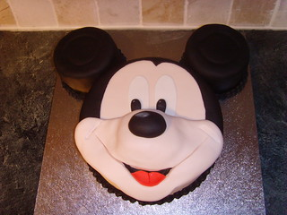 Mickey Mouse | by Dawnie's cakes