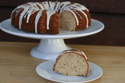 Food Librarian - Donna Hay Banana Cake | by Food Librarian
