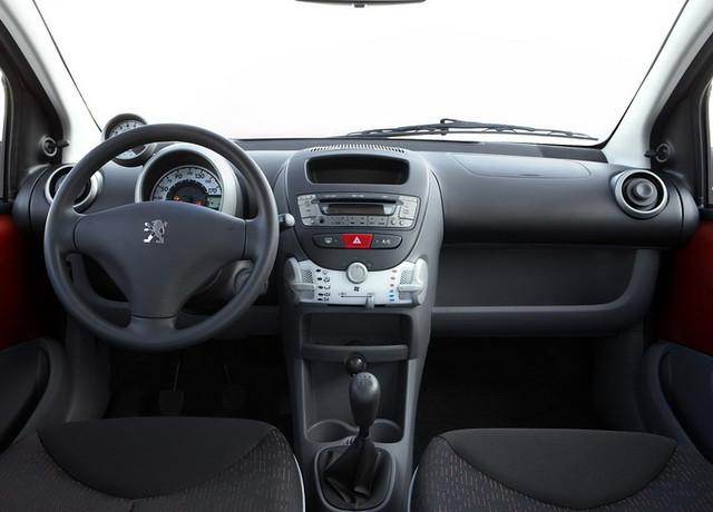 2009-peugeot-107-pit-interior-view | Original Car | Flickr