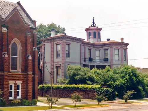 Draughn-Moore House, Texarkana, Texas | This Victorian ...