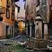 Dawn light, Cannobio, Italy ..........