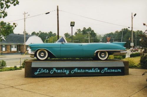 Elvis Presley Automobile Museum Memphis Charlie
