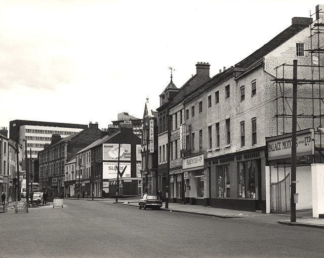 015523 Percy Street Newcastle Upon Tyne Signey J 1966 Flickr