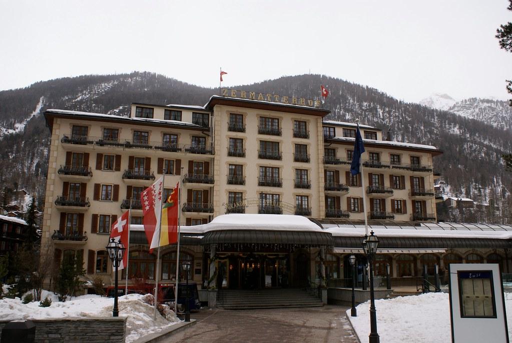 Grand Hotel Zermatterhof Rooms