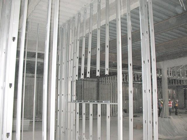 basement steel framing 7 2 09 flickr photo sharing