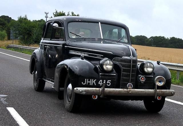 Photo for 1940 oldsmobile 4 door sedan
