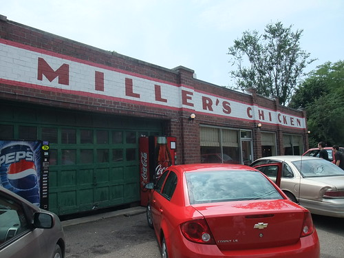 Miller's Chicken in Athens, OH | by swampkitty