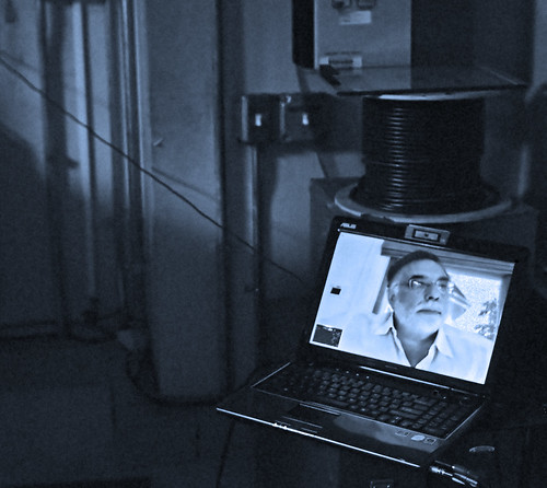 Francis Ford Coppola (on Skype) | by D.P. Rubino