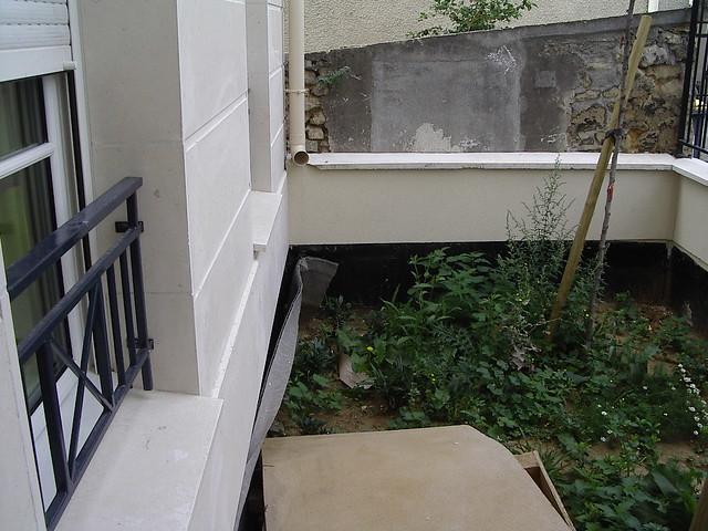 Vue int rieur jardini re rue carnot nexity finition for Jardiniere interieur