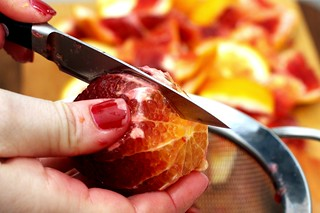 supreming blood oranges | by smitten kitchen
