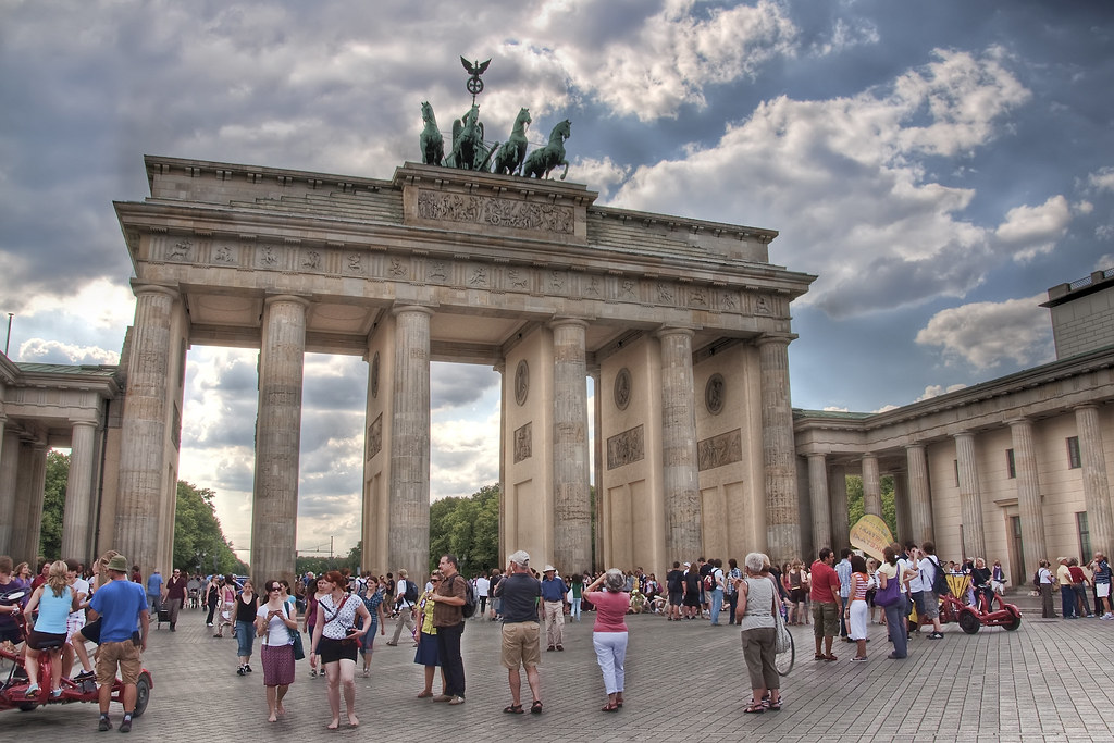 Brandenburg Gate Berlin Photo Brandenburg Gate in Berlin