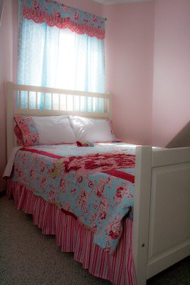 sun streaming in the room has a pink glow daria flickr. Black Bedroom Furniture Sets. Home Design Ideas