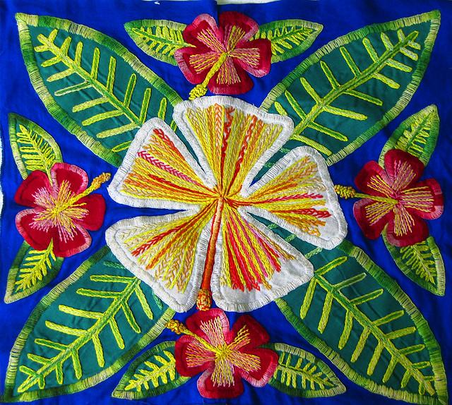 Cook Islands Arts And Crafts