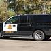 San Joaquin Sheriff SUV
