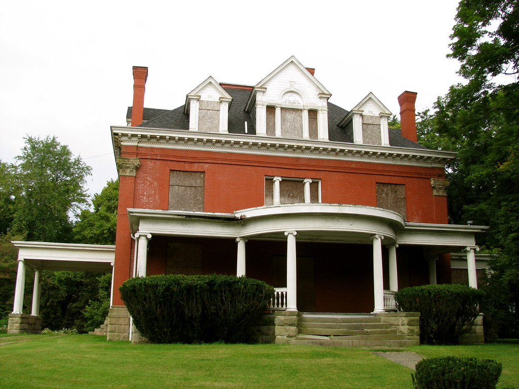 Bethany West Virginia Mansion At One Time This Was
